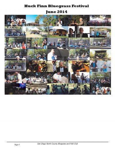 Huck Finn 2014 collage