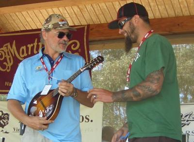 Summergrass winner - mandolin